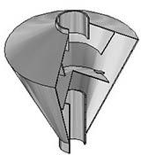 Exhaust head - Steam Head D-KTC Fluid Control